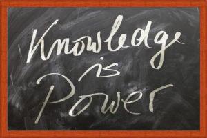 知識就是力量